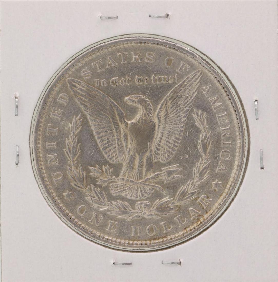 1893 $1 Morgan Silver Dollar Coin - 2