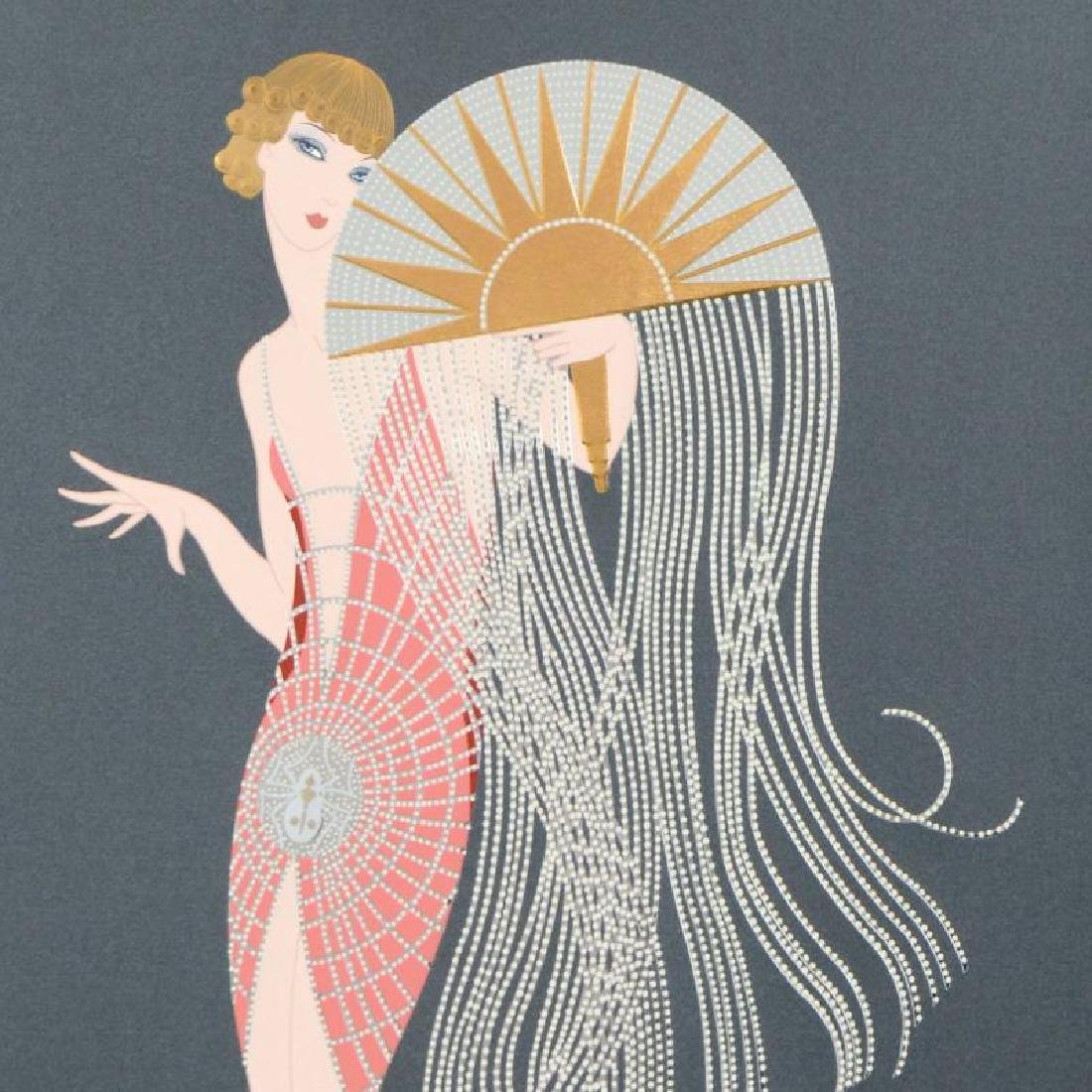 Flapper by Erte (1892-1990) - 2