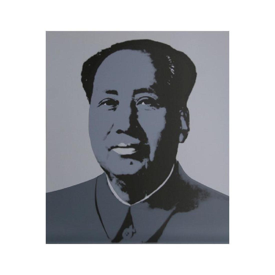 Mao Portfolio by Warhol, Andy - 3