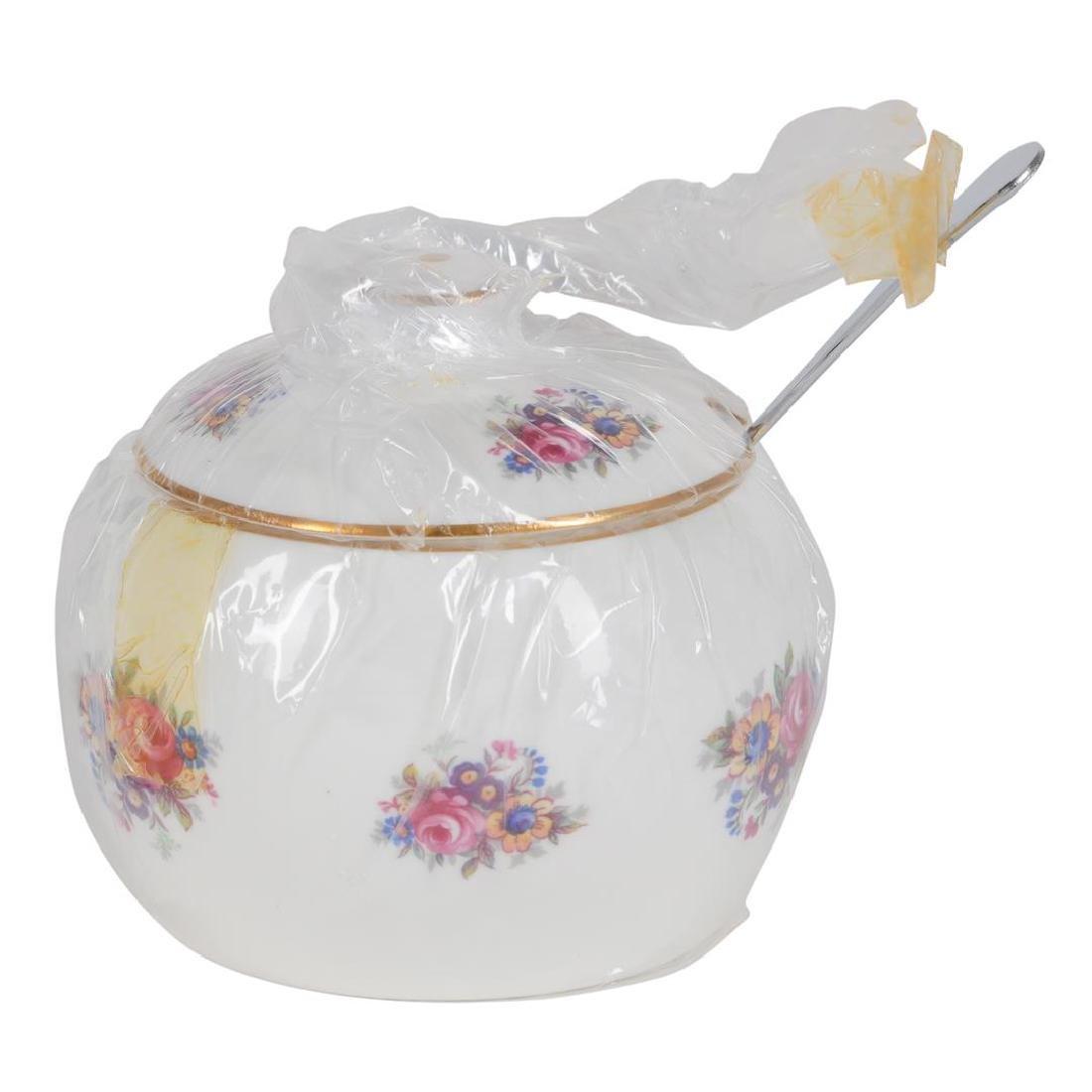 Abbeydale Chelsea Rose China Sugar Bowl - 3