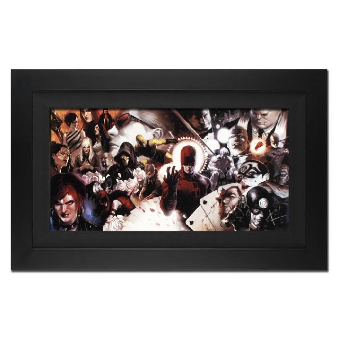 Daredevil #500 by Stan Lee - Marvel Comics