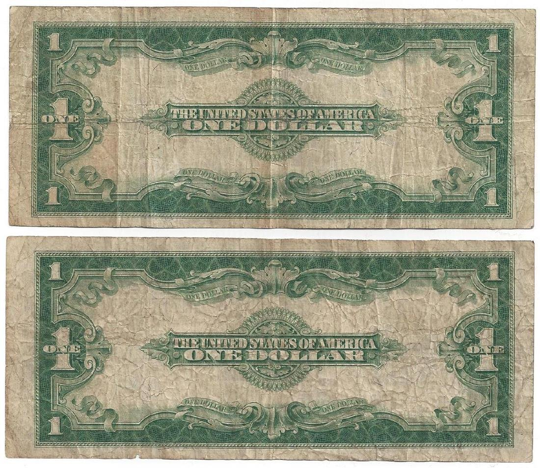 1923 $1 Large Silver Certificate Speelman / White Notes - 2