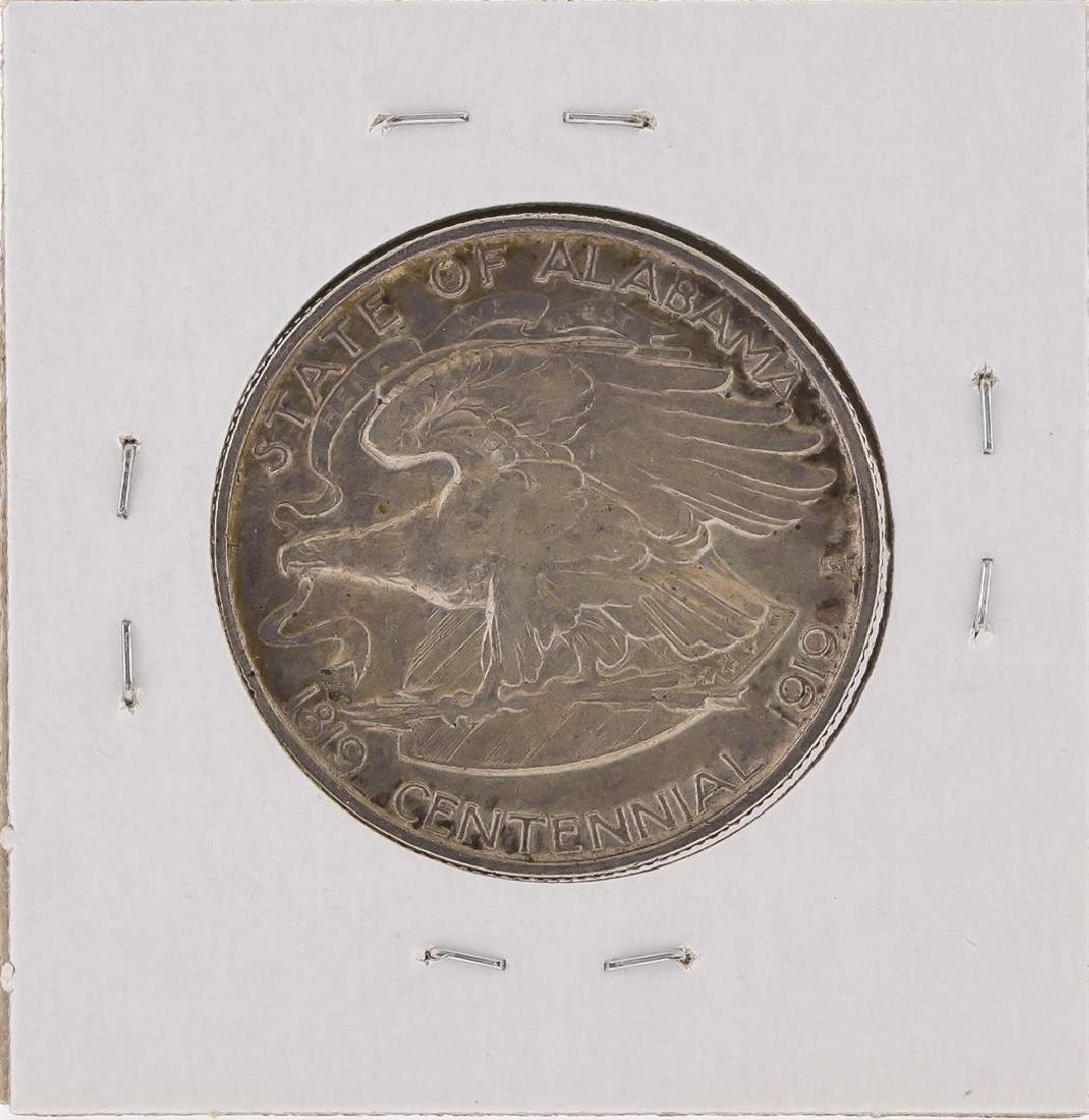 1921 Alabama Centennial Commemorative Half Dollar Coin - 2