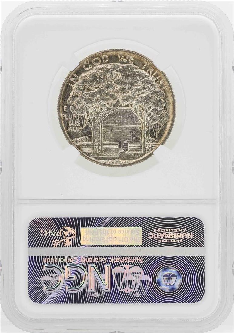 1922 Grant Memorial Commemorative Half Dollar Coin NGC - 2