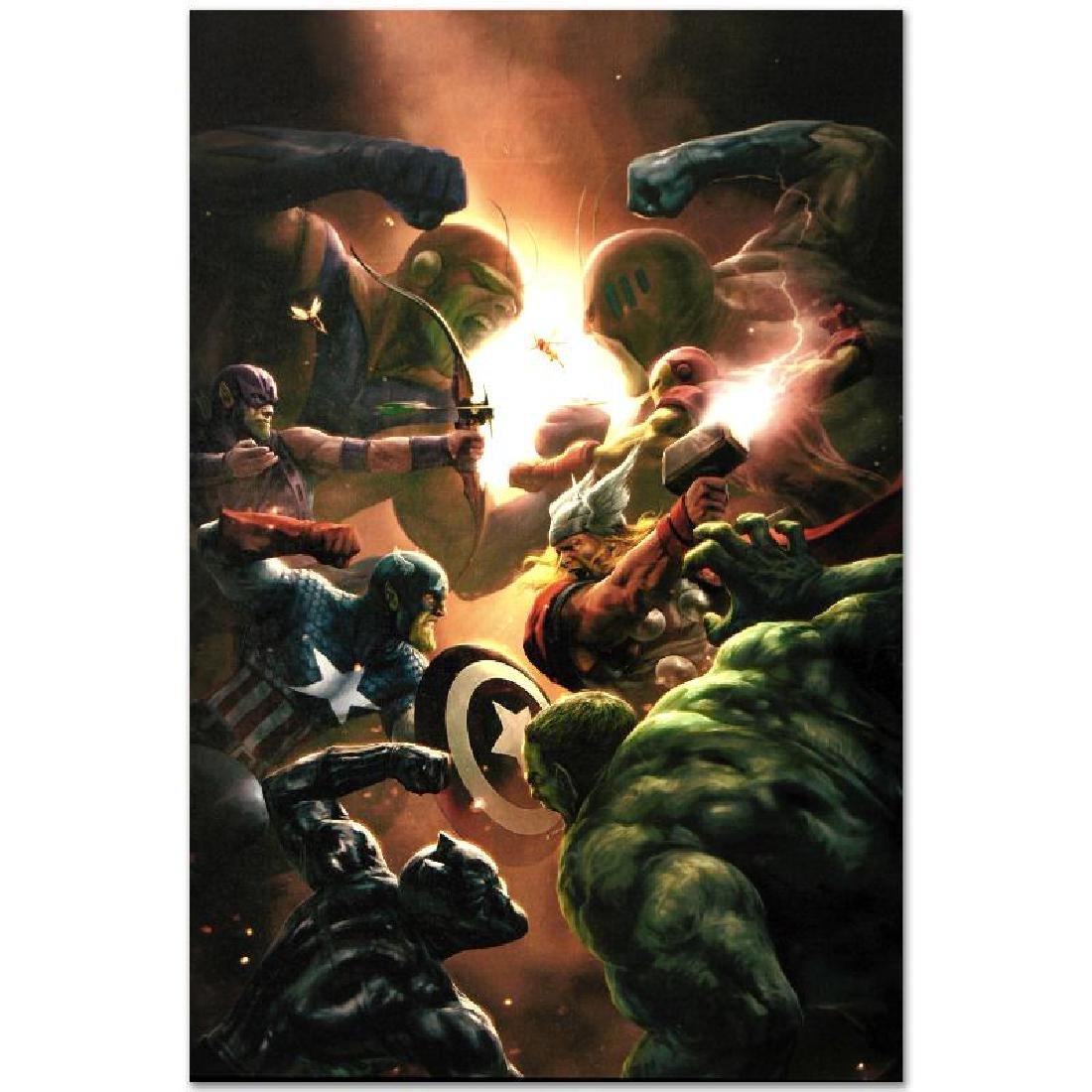 New Avengers #43 by Marvel Comics - 3
