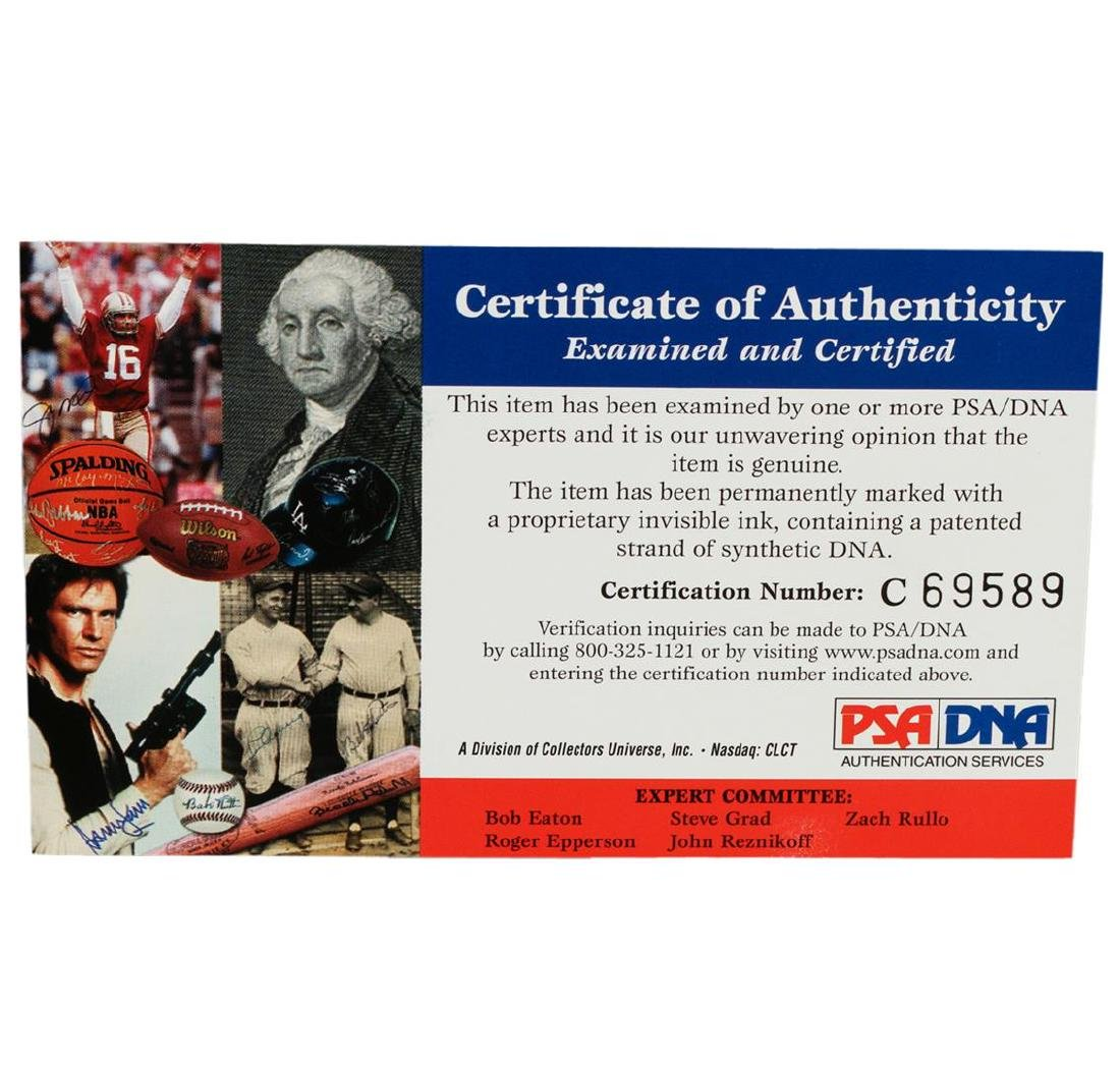 Gerald R. Ford Signed Letter Display PSA Certified - 4