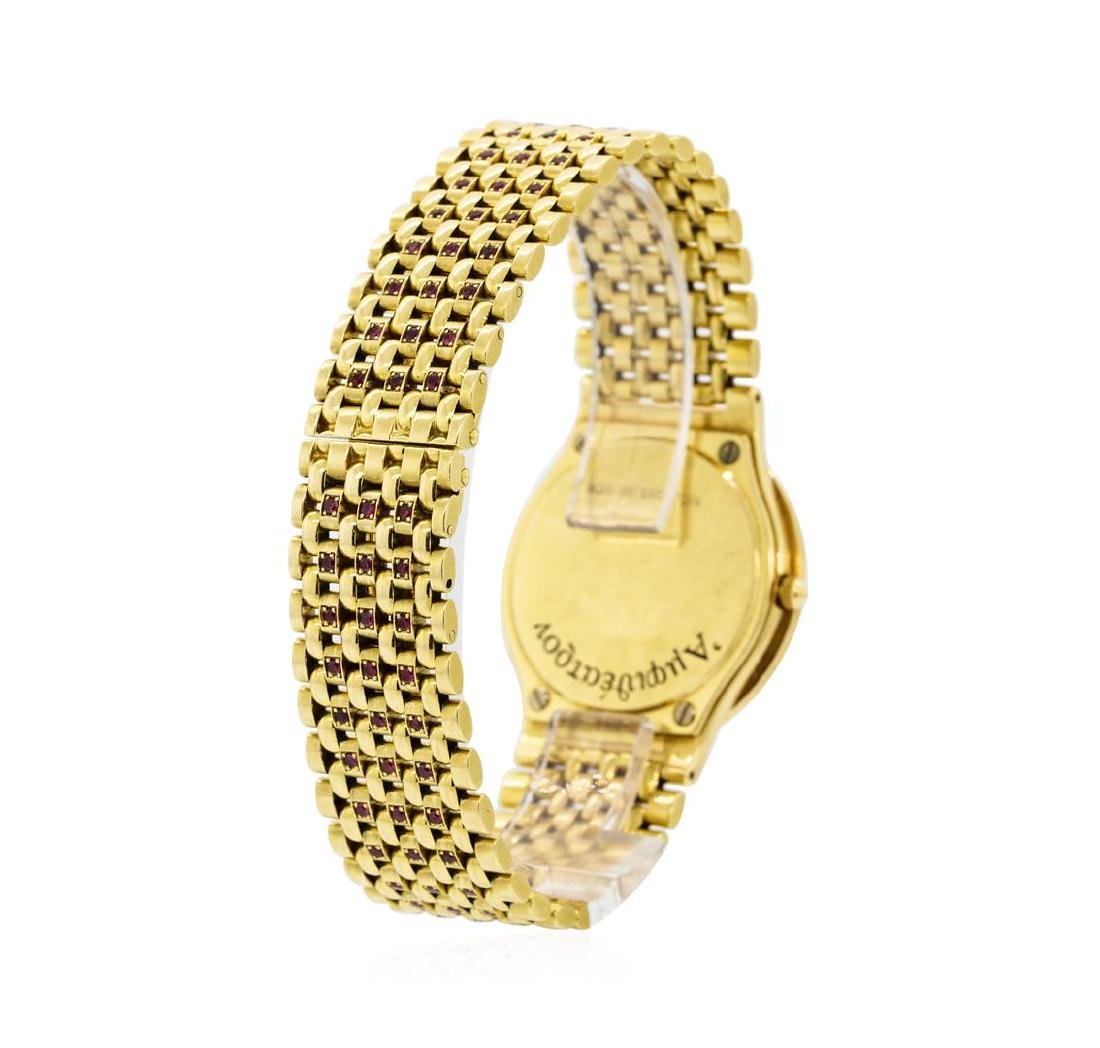 Eterna 18KT Yellow Gold Manual Wristwatch - 3