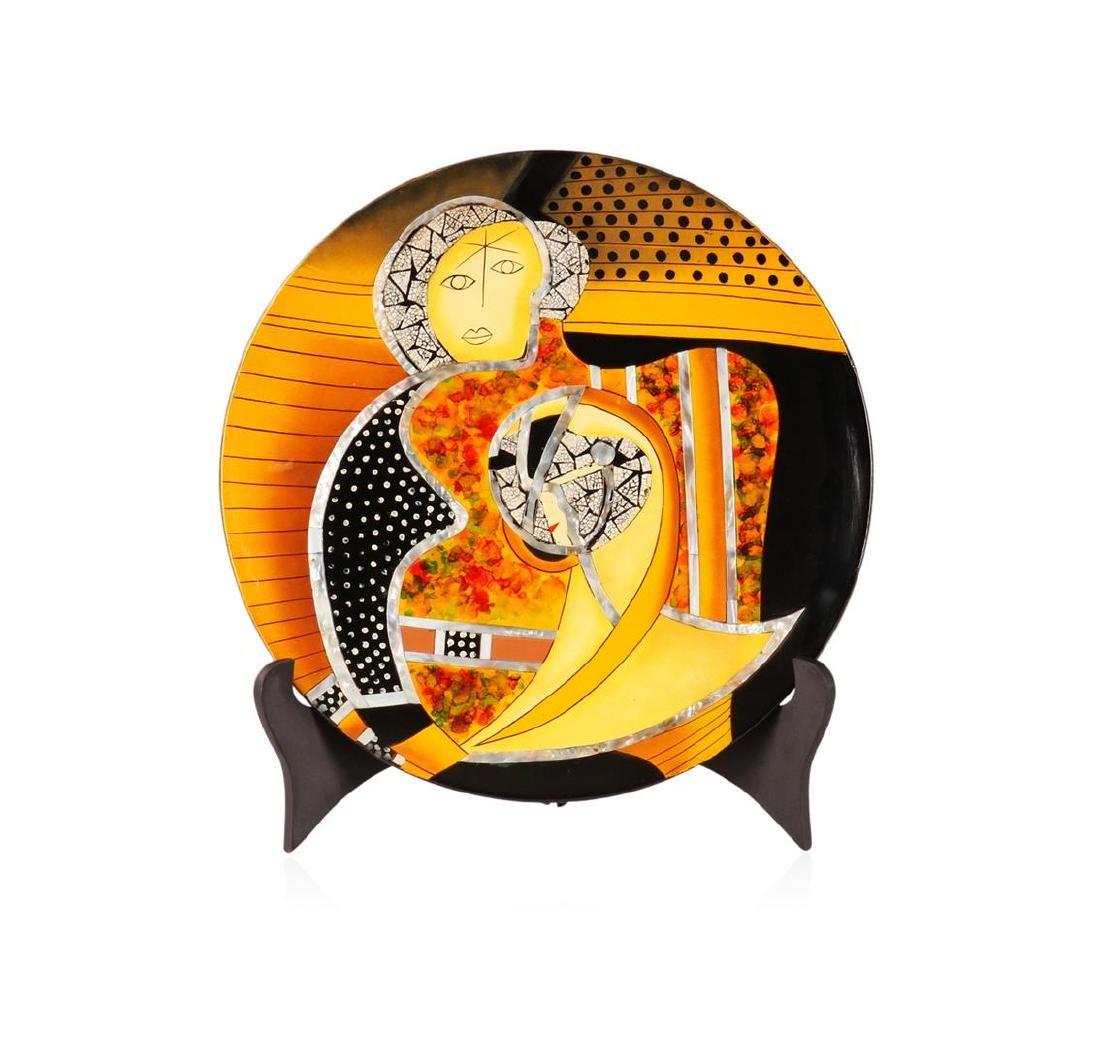 Nguyen-Bui Exotic Plate