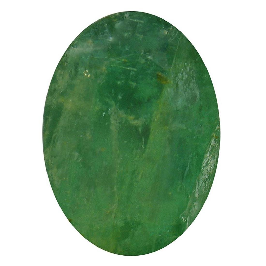 3.49 ctw Oval Mixed Emerald Parcel