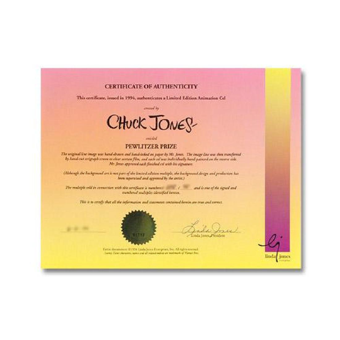 Pewlitzer Prize by Chuck Jones (1912-2002) - 3