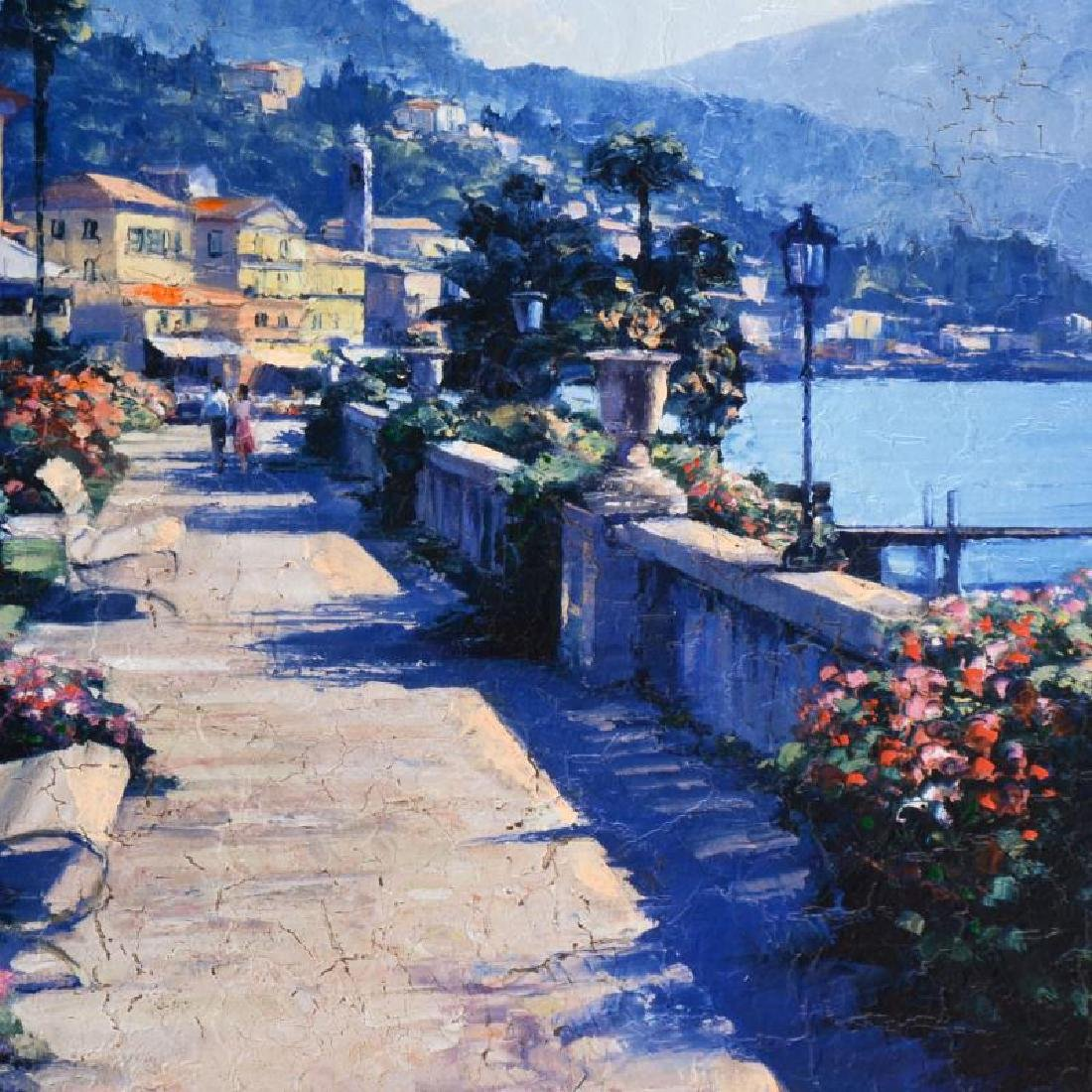 Bellagio Promenade by Behrens (1933-2014) - 2