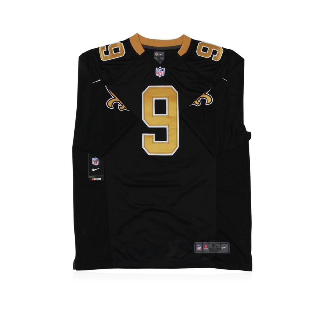 New Orleans Saints Drew Brees Autographed Jersey - 3