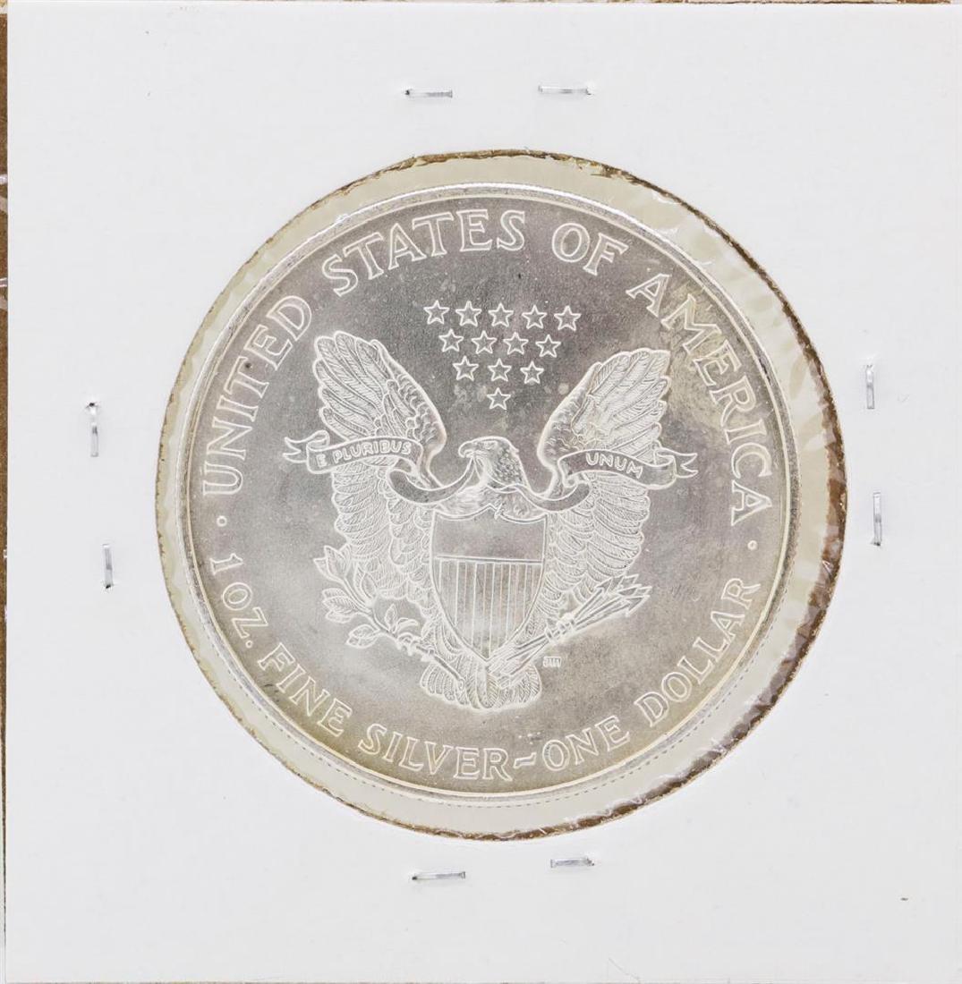 1996 $1 American Silver Eagle Coin - 2