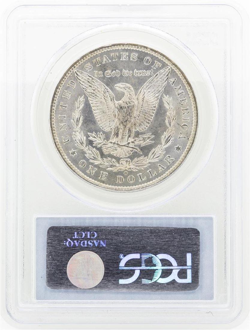 1885-O MS64 Morgan Silver Dollar - 2