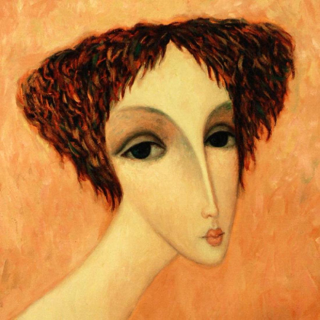 Tamara by Smirnov (1953-2006) - 2