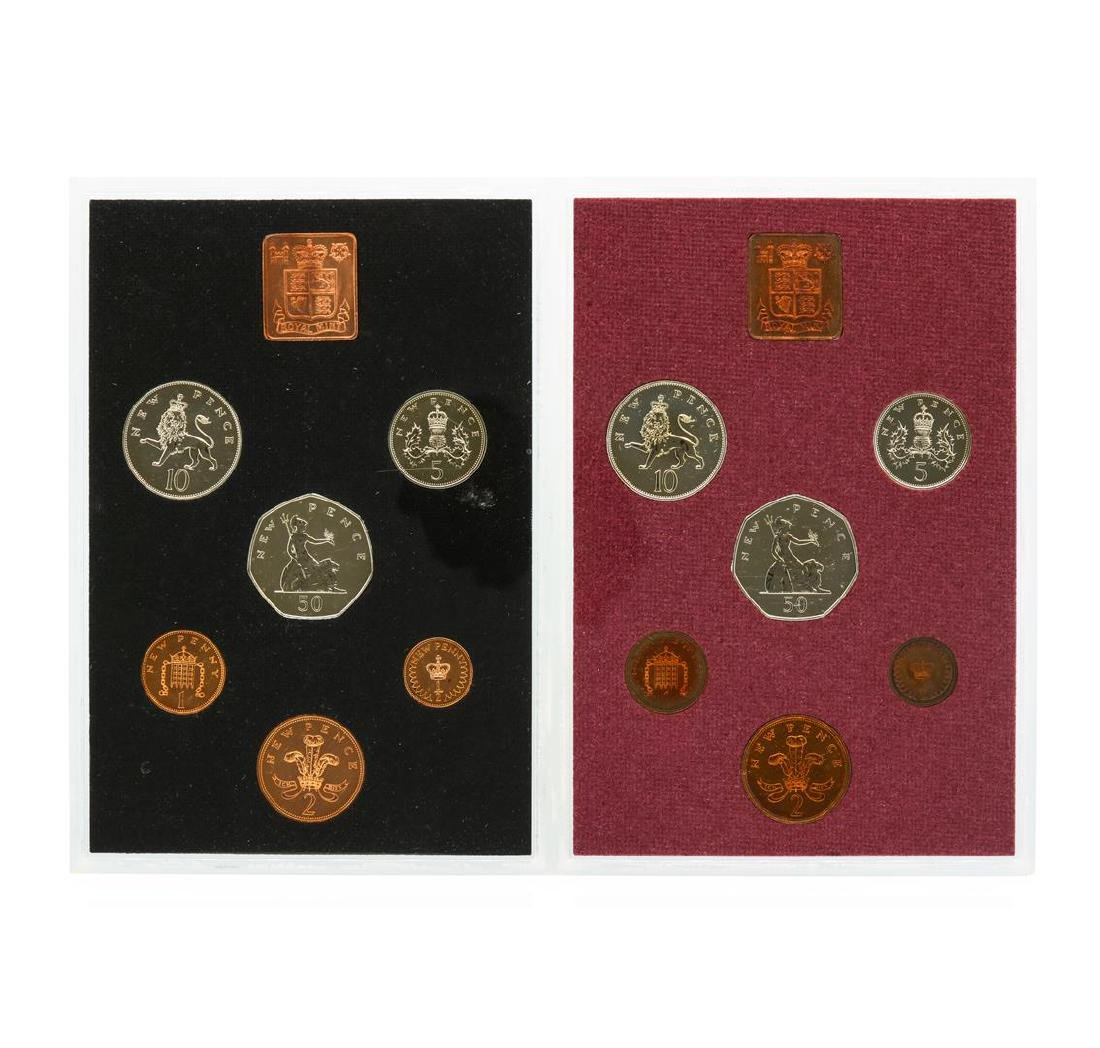 1975-1979 Coinage of Great Britain and Northern Ireland - 5