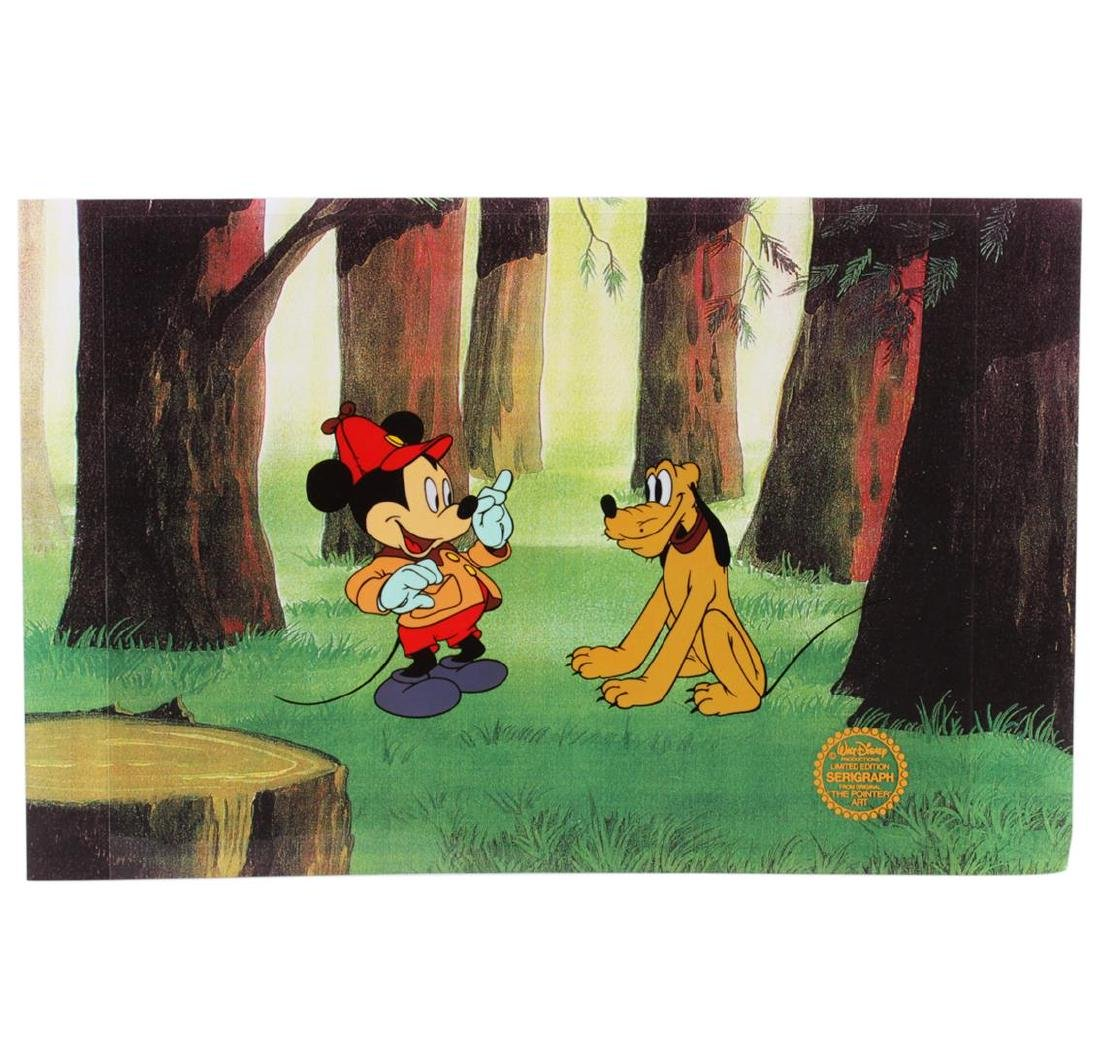 The Pointer by Walt Disney Productions Limited Edition