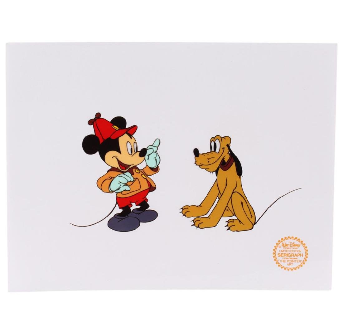 The Pointer by Walt Disney Productions Limited Edition - 3