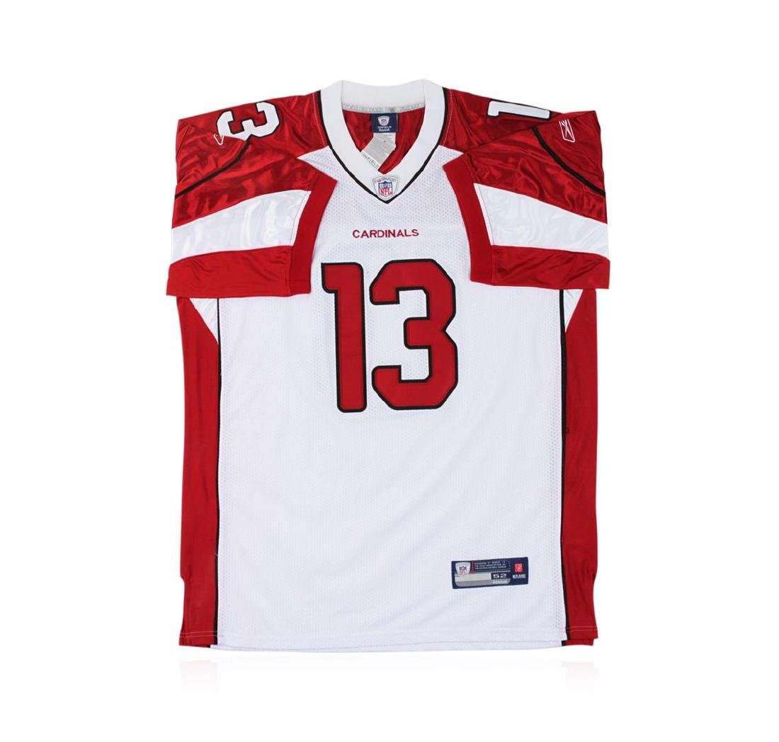 Arizona Cardinals Kurt Warner Autographed Jersey - 3