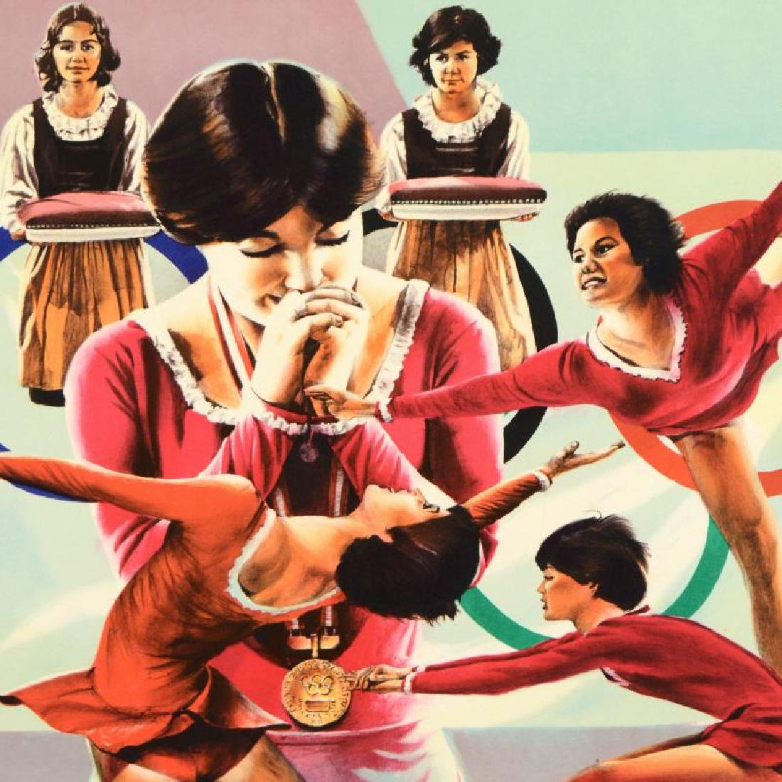 Dorothy Hamill by Nelson, William - 2