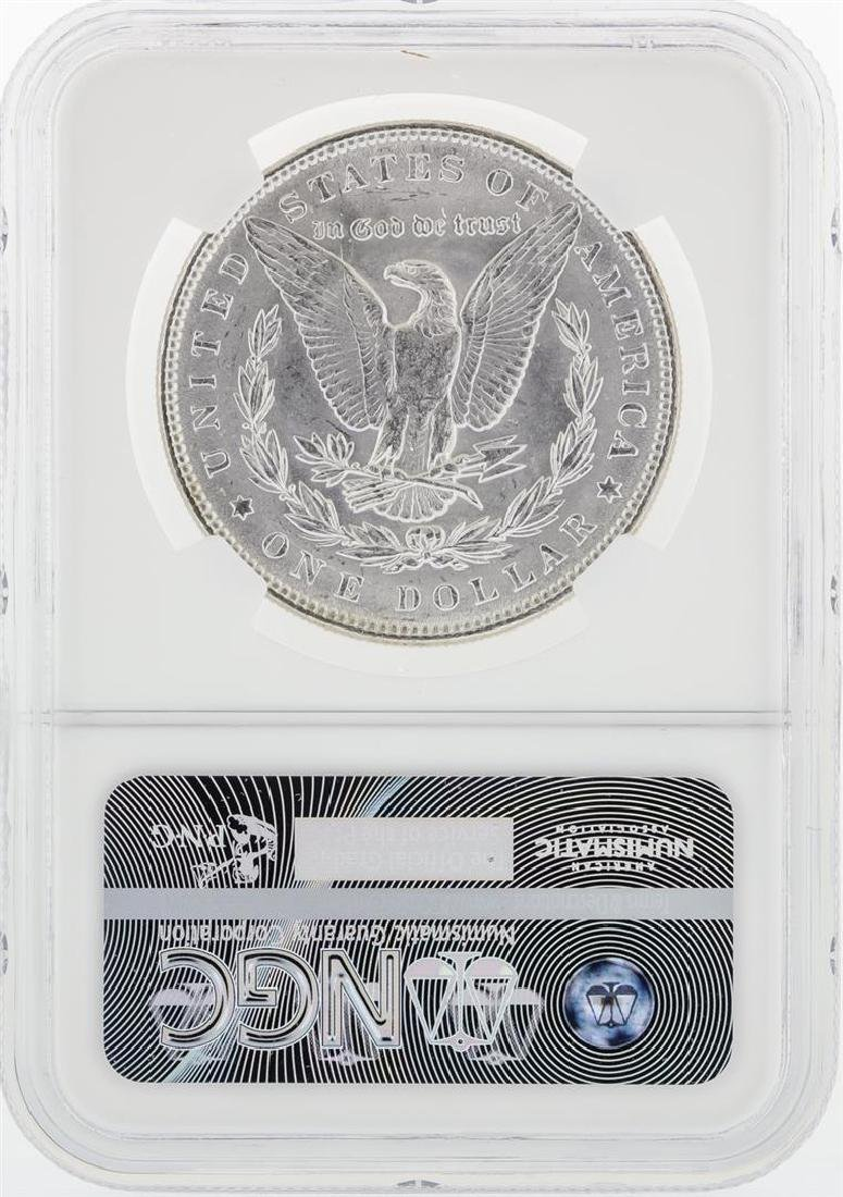 1888 NGC MS63 Morgan Silver Dollar - 3