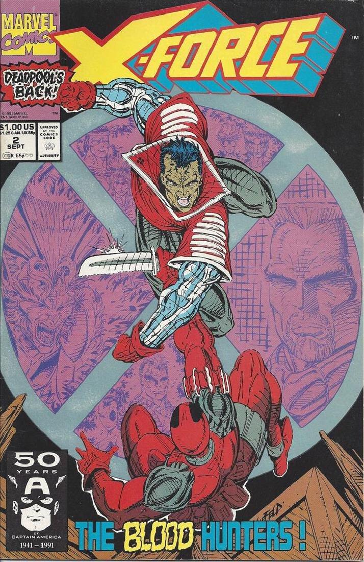 X-Force #2