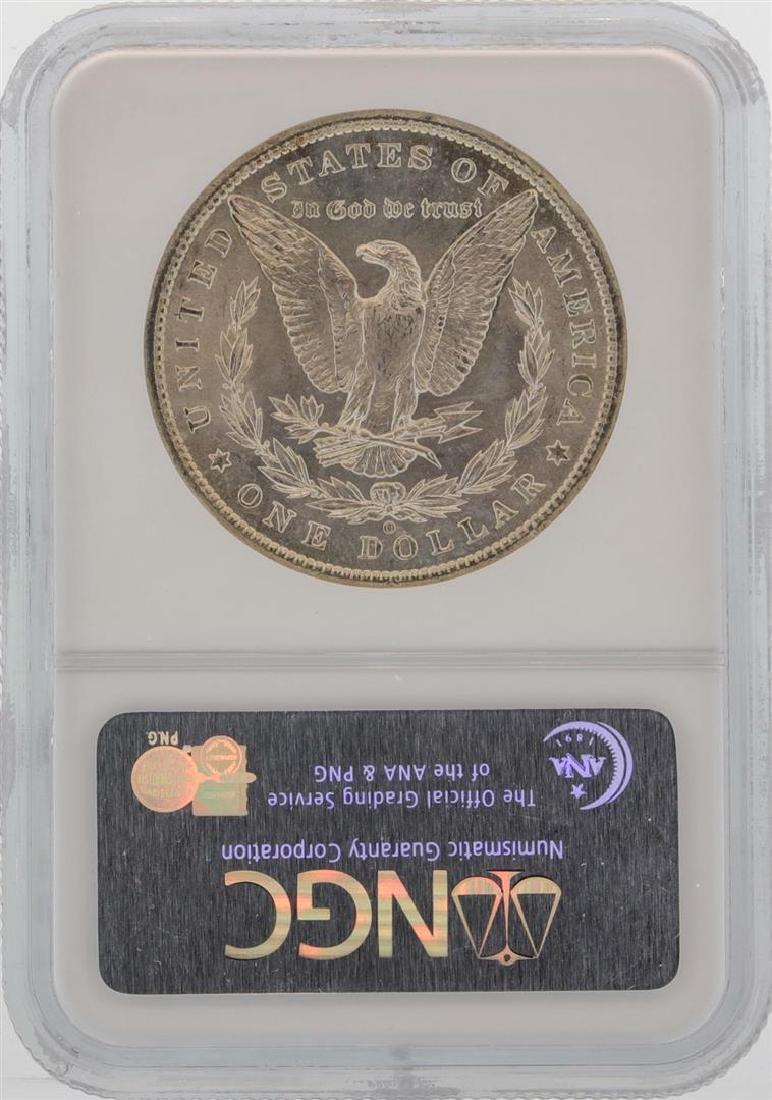 1900-O $1 Morgan Silver Dollar Coin NGC MS64 - 2