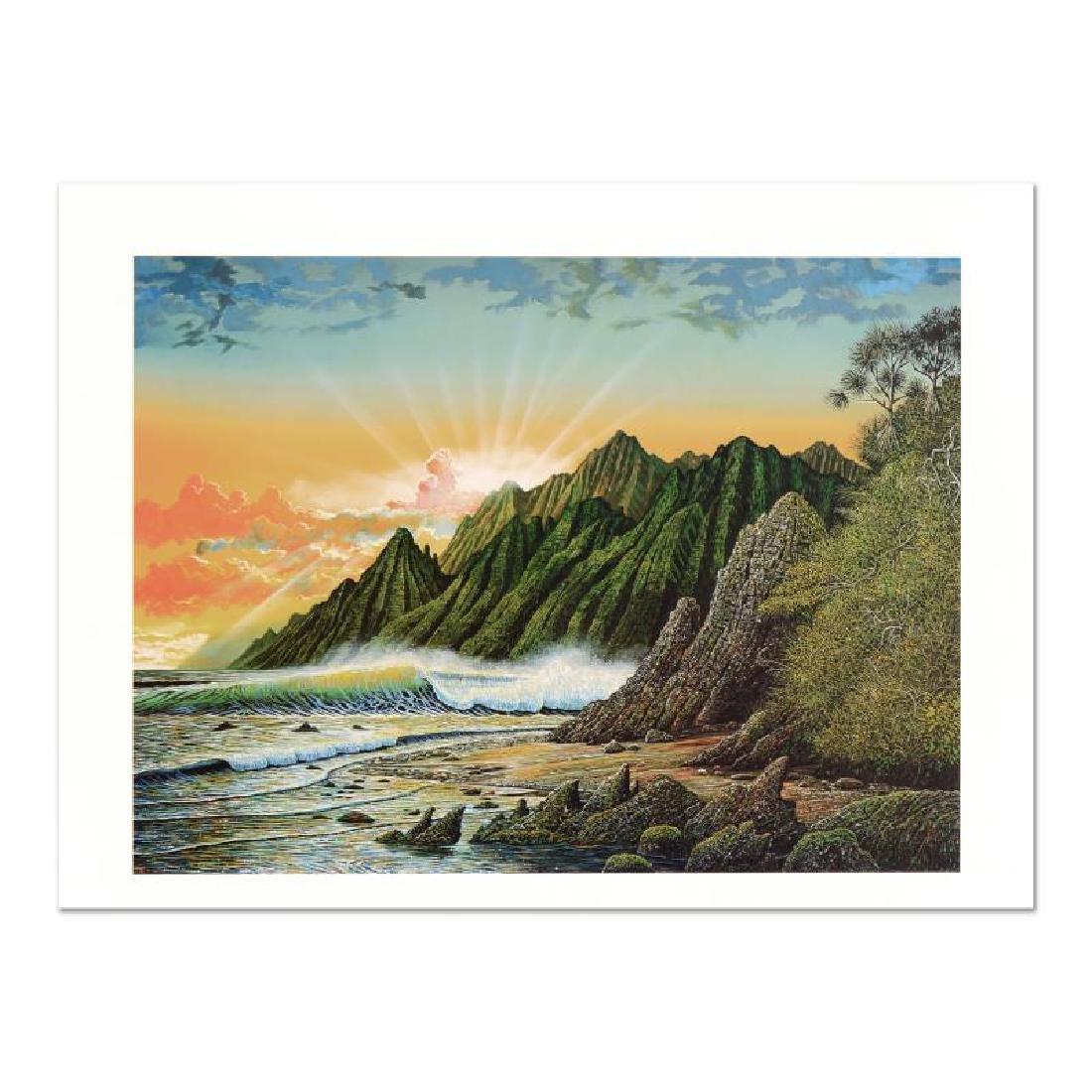 Reawakening the Sea by Nelson, Robert Lyn - 2