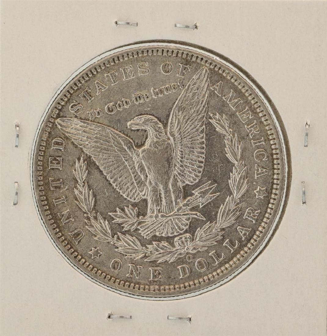 1894-O $1 Morgan Silver Dollar Coin - 2