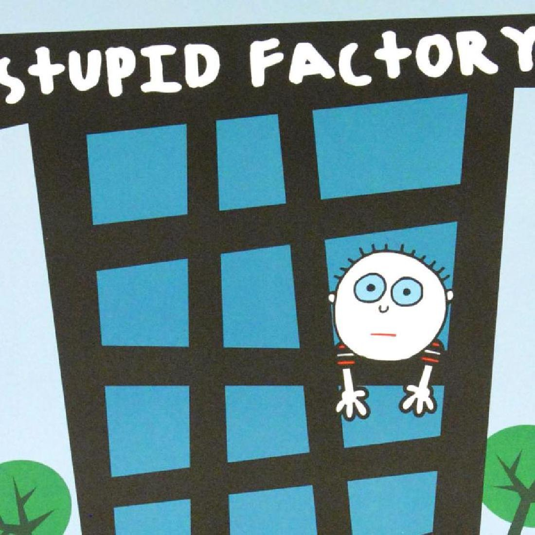 Stupid Factory, Where Boys Are Made! by Goldman, Todd - 2