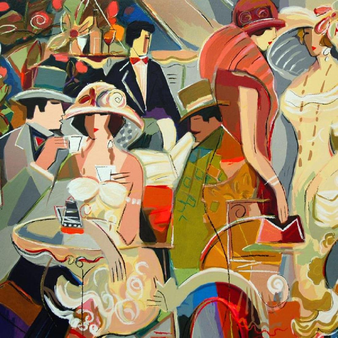 Cafe Romantique by Maimon, Isaac - 2