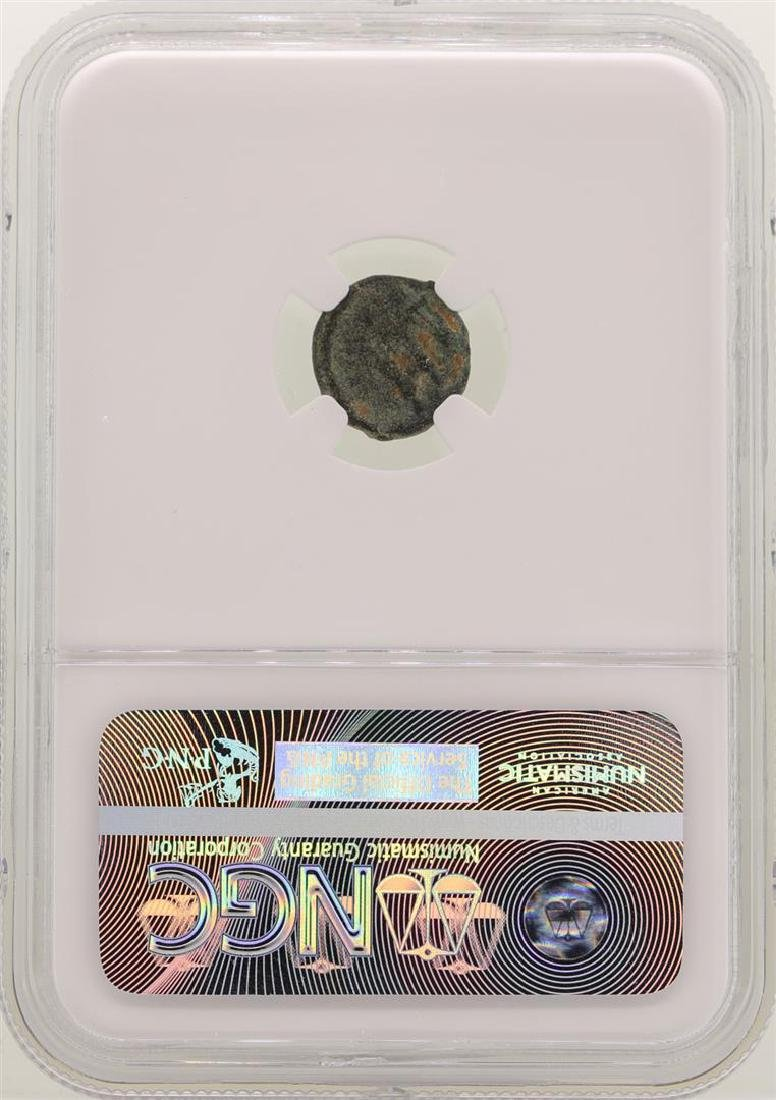 Honorius 393-423 AD Ancient Western Roman Empire Coin - 2
