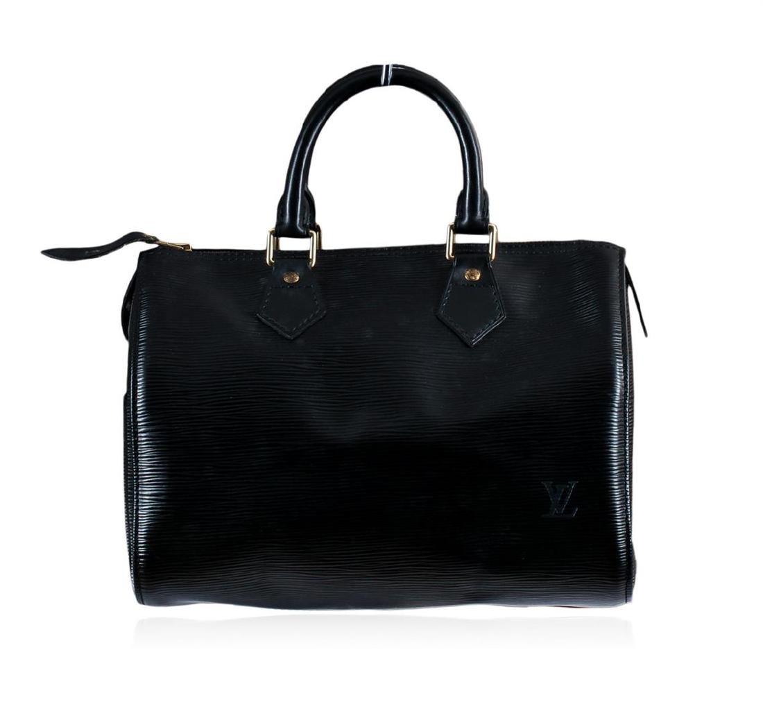 Louis Vuitton Epi Speedy 25 Hand Bag