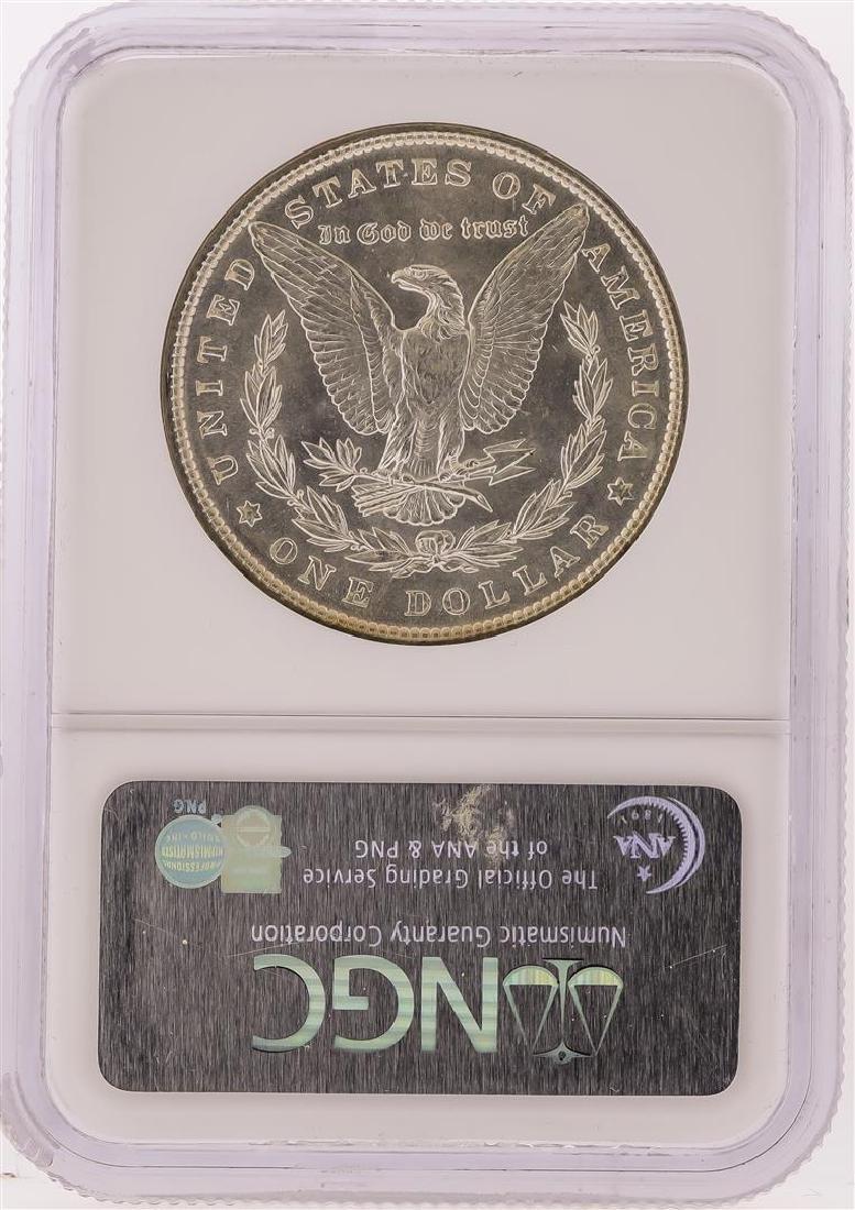 1886 NGC  MS64 Morgan Silver Dollar - 2