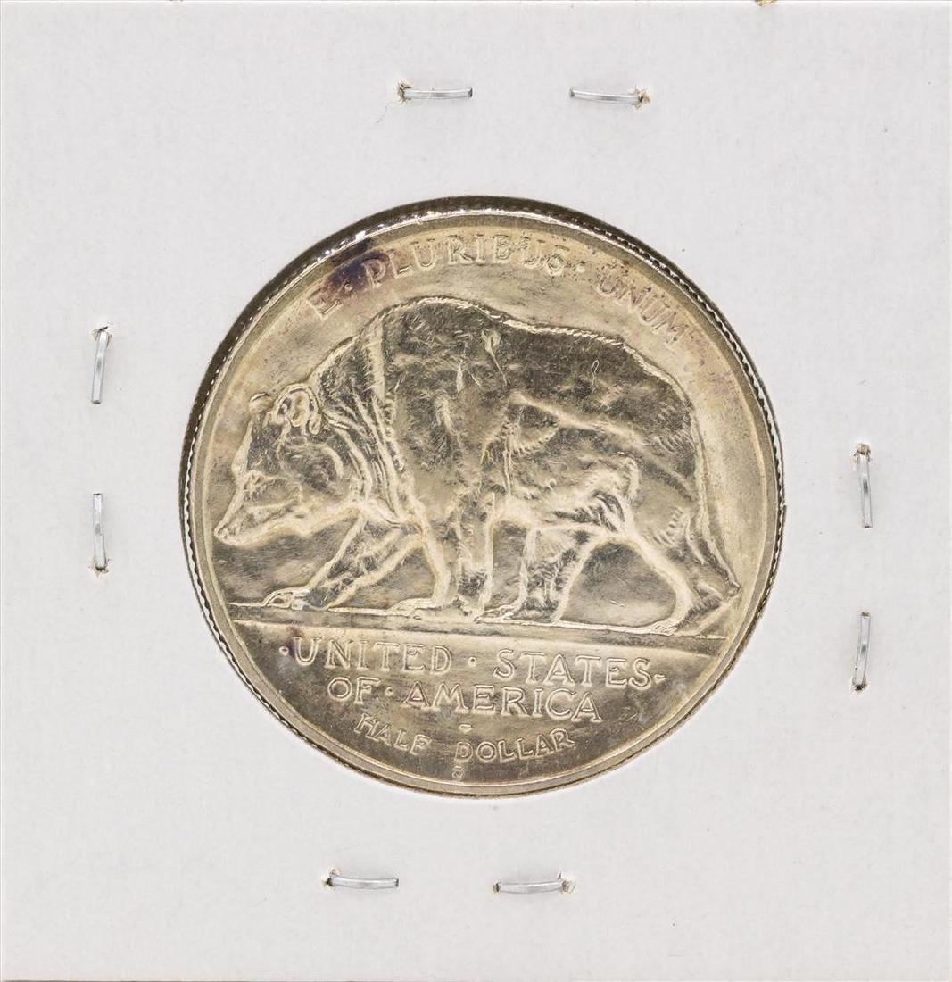1925 California Centennial Commemorative Half Dollar - 2