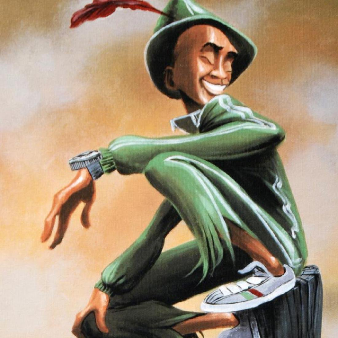 Peter Pan by Garibaldi, David - 2