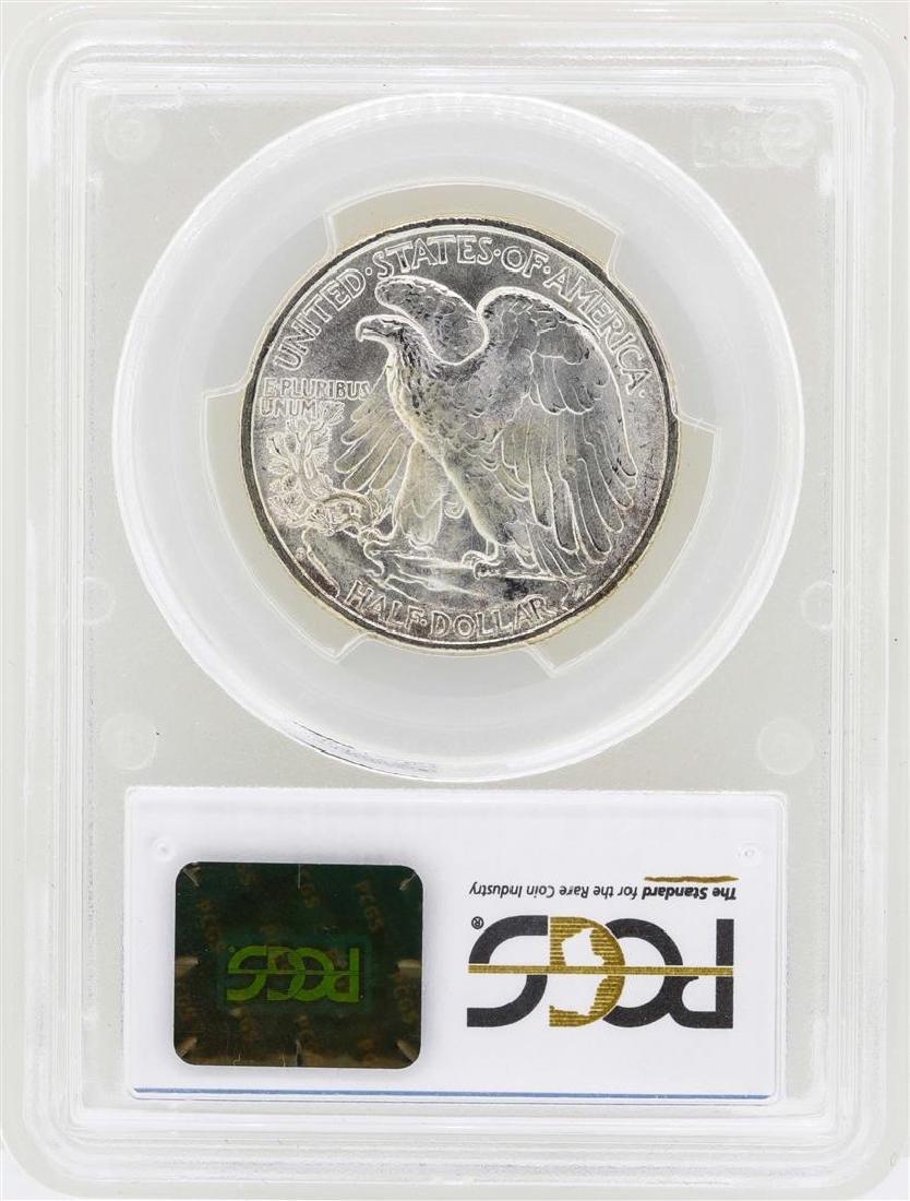 1946-S Walking Liberty Half Dollar Coin PCGS MS65 - 2