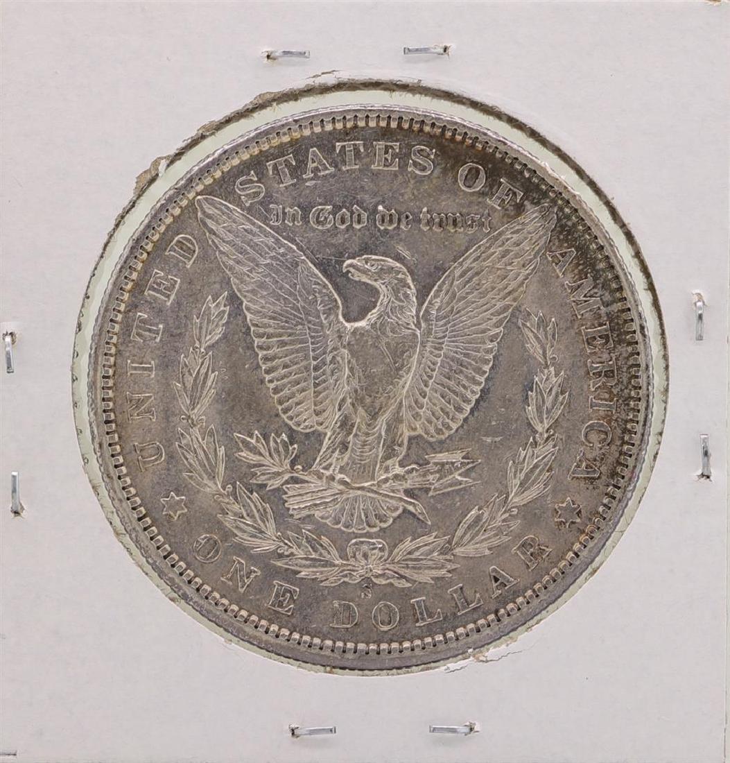 1898-S $1 Morgan Silver Dollar Coin - 2