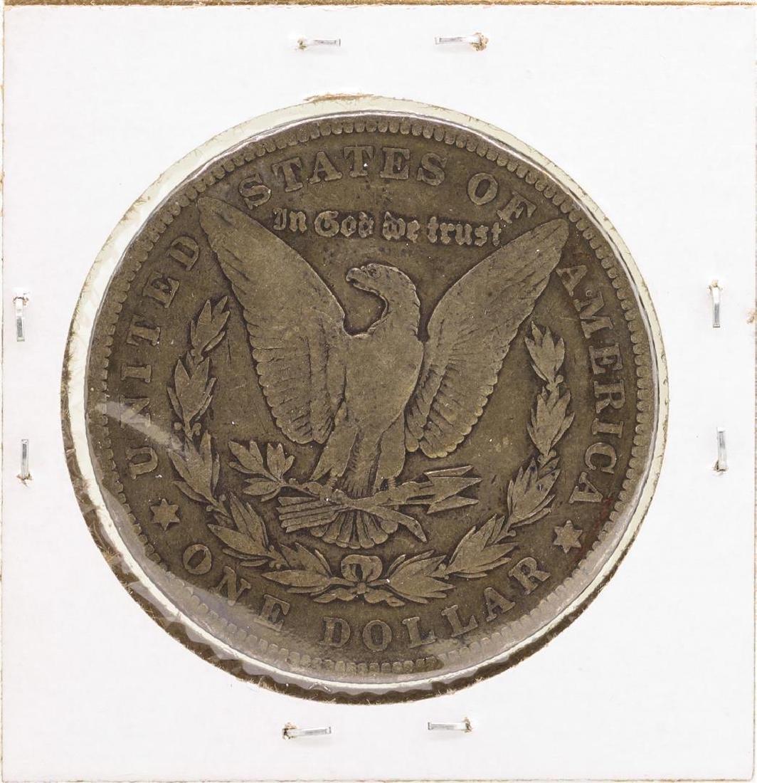 1904 $1 Morgan Silver Dollar Coin - 2