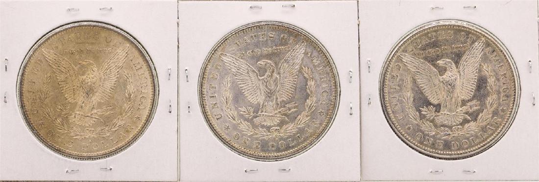 Lot of 1878-S, 1879-S, & 1881-S $1 Morgan Silver Dollar - 2