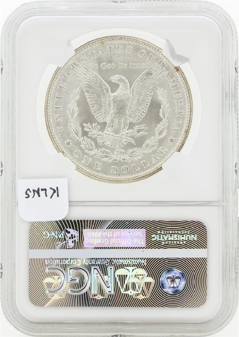 1888 MS63 NGC Morgan Silver Dollar - 2