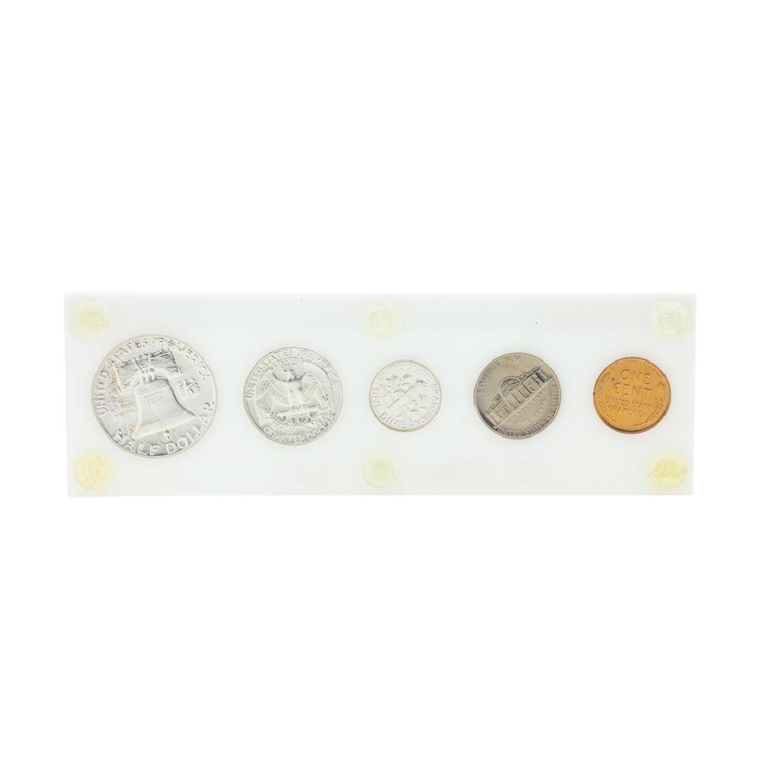 1955 (5) Coin Proof Set - 2