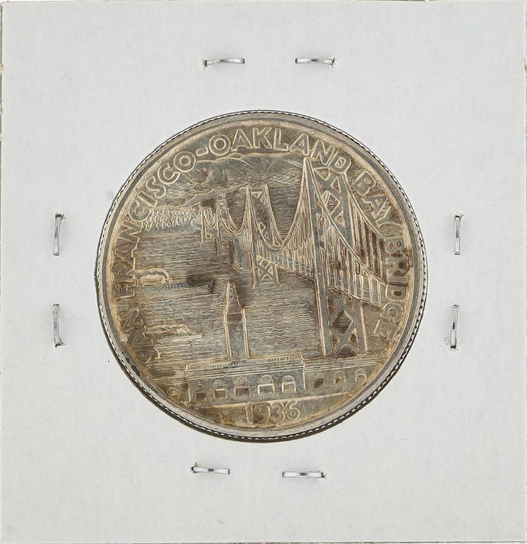 1936-S San Francisco - Oakland Bay Bridge Commemorative - 2