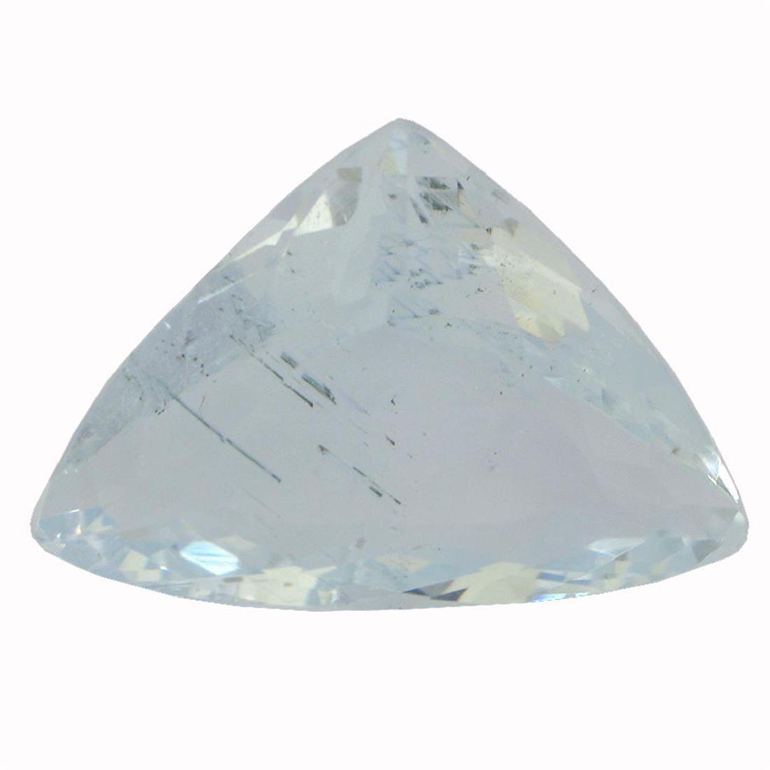 7.28 ctw Triangle Aquamarine Parcel