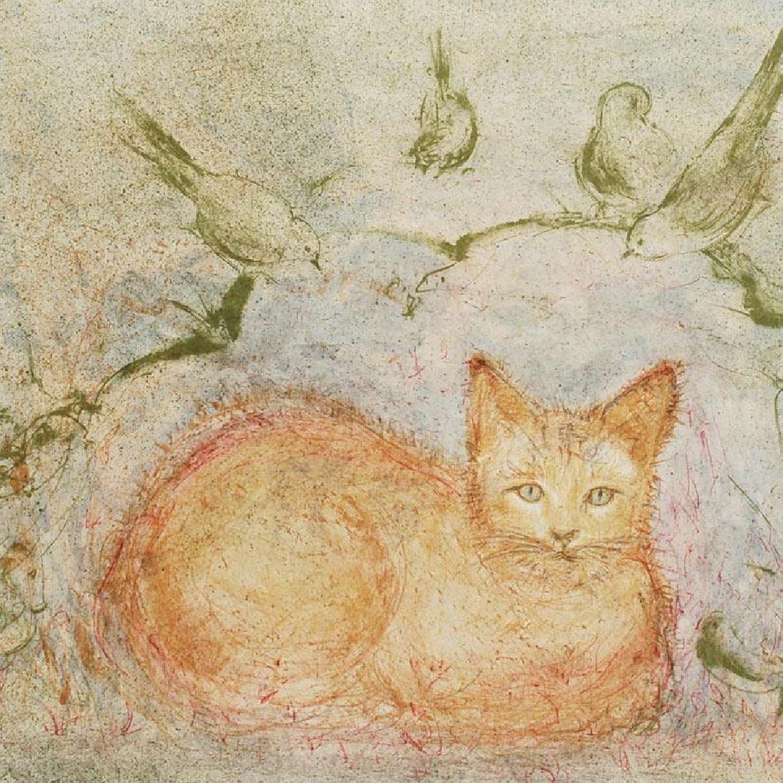 Pumbit the Cat by Hibel (1917-2014) - 2