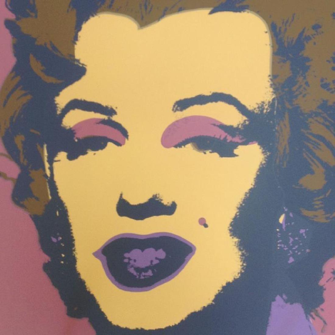 Marilyn 11.27 by Warhol, Andy - 2