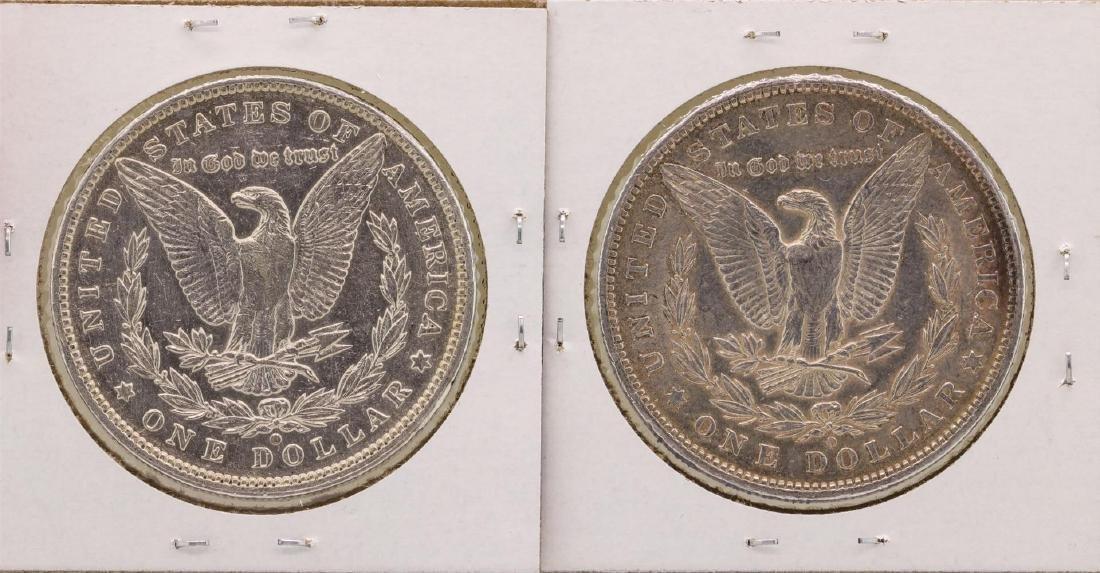 Lot of 1892-O to 1904-O $1 Morgan Silver Dollar Coins - 2