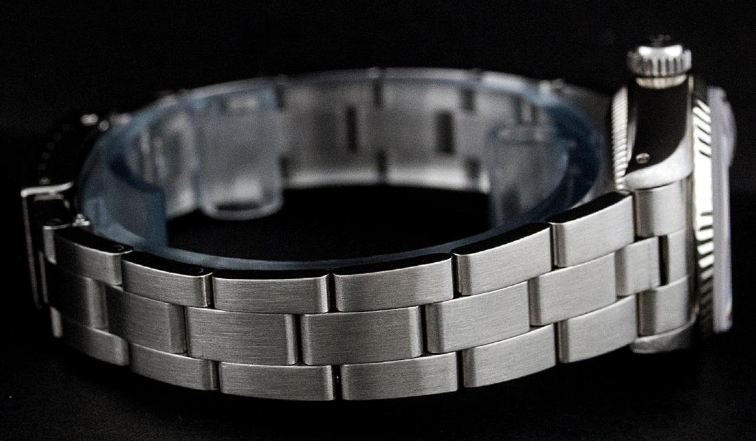 Rolex Ladies Stainless Steel Slate Grey 26MM Oyster - 7