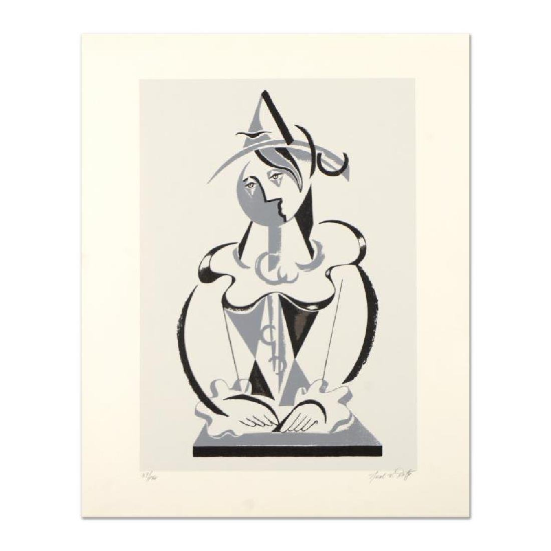 Picasso Man by Neal Doty (1941-2016)