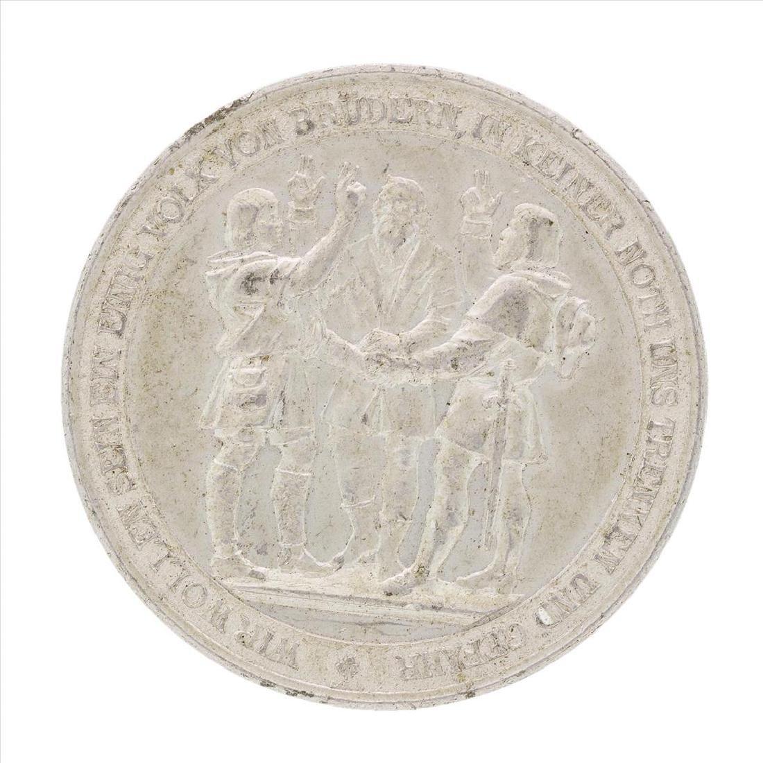 1891 Switzerland Medal